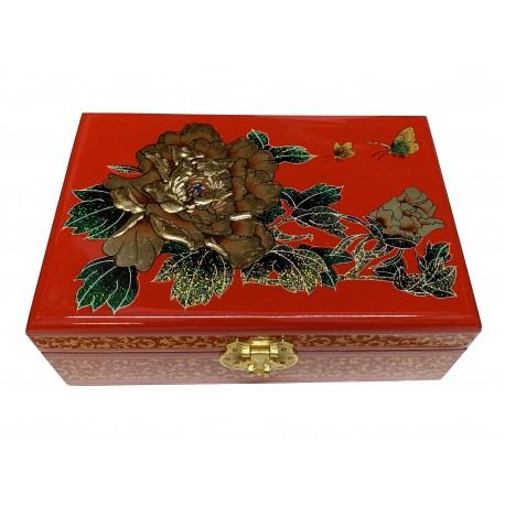Chinese Jewellery Box