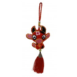 2021 New Year Decoration (Ox)